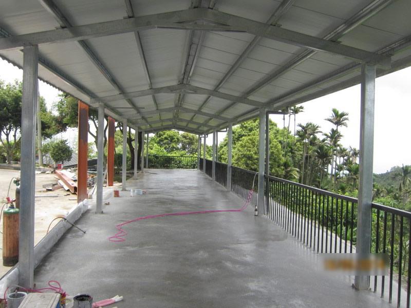 吳先生鐵皮走廊-新北市鐵皮走廊
