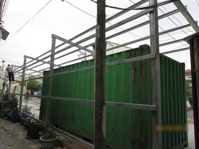 工程內容:鐵皮屋興建-防水防曬處理-鐵皮屋水電工程